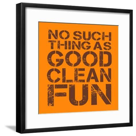 No Such Thing-Jim Baldwin-Framed Art Print