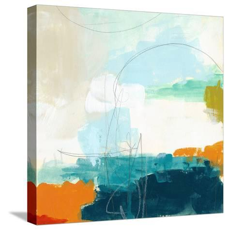 Atmospheric VII-June Erica Vess-Stretched Canvas Print