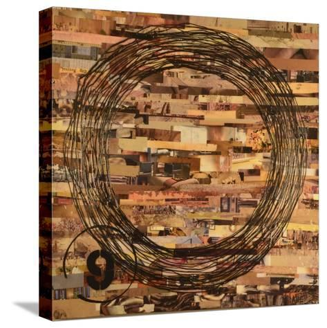 Corporate Life II-Natalie Avondet-Stretched Canvas Print