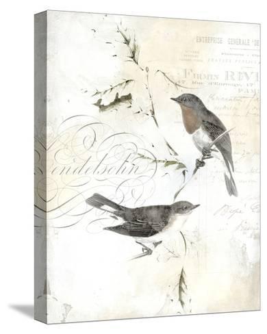 Rustic Gould III-Studio W-Stretched Canvas Print