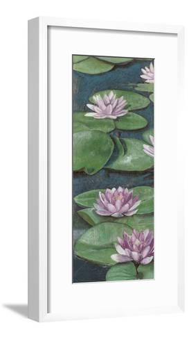 Tranquil Lilies I-Naomi McCavitt-Framed Art Print
