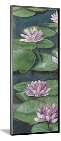 Tranquil Lilies I-Naomi McCavitt-Mounted Art Print