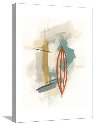 Elements I-June Erica Vess-Stretched Canvas Print