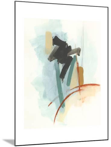 Elements III-June Erica Vess-Mounted Art Print