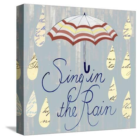 Rainy Day IV-Grace Popp-Stretched Canvas Print