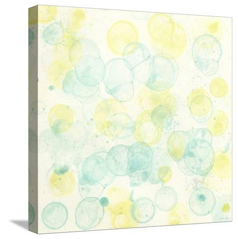 Ocean Tetra I-Vanna Lam-Stretched Canvas Print
