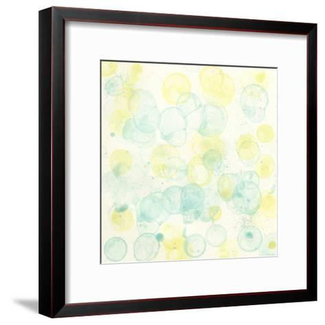 Ocean Tetra I-Vanna Lam-Framed Art Print