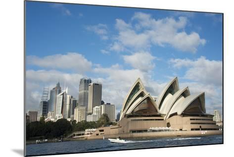 The Sydney Opera House in Sydney, Australia-Joel Sartore-Mounted Photographic Print