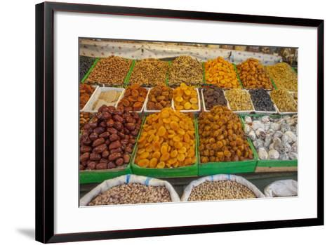 Dried Fruit for Sale in a Baku Bazaar-Will Van Overbeek-Framed Art Print