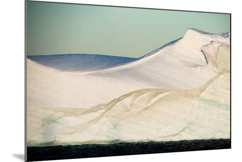 An Abstract View of an Iceberg-Tom Murphy-Mounted Photographic Print