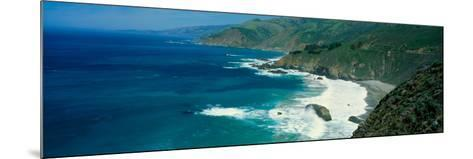 Pacific Ocean, Northern California--Mounted Photographic Print
