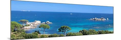 Palombaggia Beach Near Porto Vecchio, Corse-Du-Sud, Corsica, France--Mounted Photographic Print