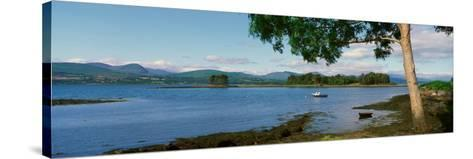 Panoramic View of the Kenmare Bay, County Kerry, Ireland--Stretched Canvas Print