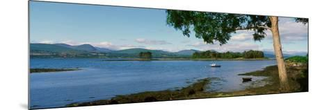 Panoramic View of the Kenmare Bay, County Kerry, Ireland--Mounted Photographic Print
