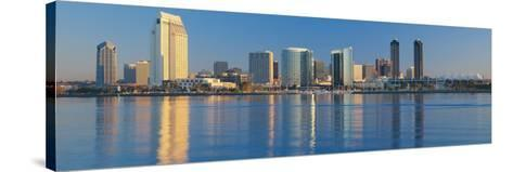View from Coronado, San Diego, California--Stretched Canvas Print
