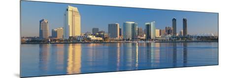 View from Coronado, San Diego, California--Mounted Photographic Print