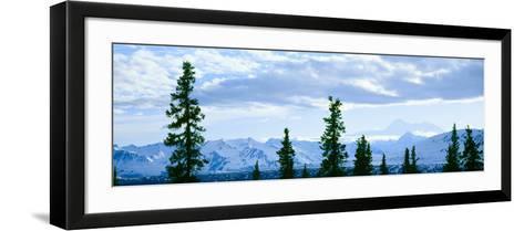 Mount Mckinley, Alaska--Framed Art Print