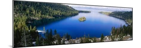 Lake Tahoe, California--Mounted Photographic Print