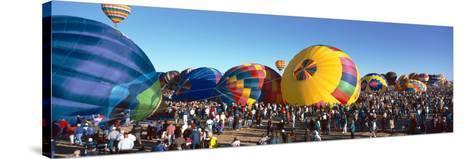 25th Albuquerque International Balloon Fiesta, New Mexico--Stretched Canvas Print