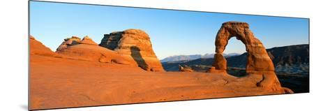 Delicate Arch in Utah--Mounted Photographic Print