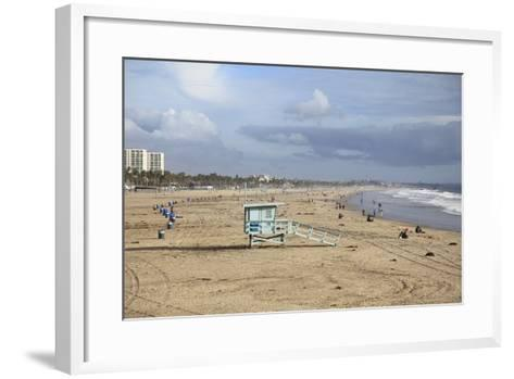 Santa Monica, Los Angeles, California, United States of America, North America-Wendy Connett-Framed Art Print