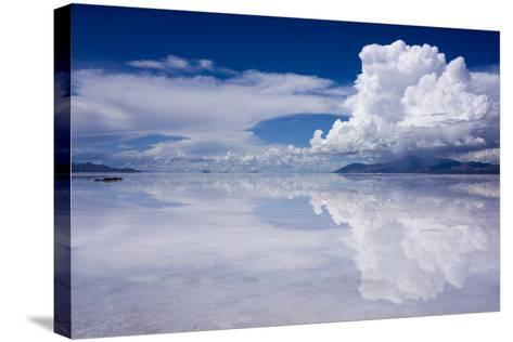 Salinas Grandes, Jujuy, Argentina-Peter Groenendijk-Stretched Canvas Print