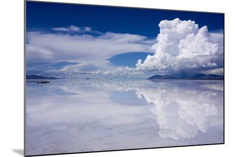Salinas Grandes, Jujuy, Argentina-Peter Groenendijk-Mounted Photographic Print