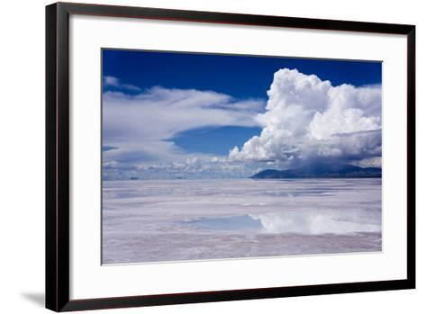 Salinas Grandes, Jujuy. Argentina-Peter Groenendijk-Framed Art Print