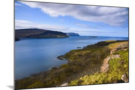Loch Na Keal, Isle of Mull, Inner Hebrides, Argyll and Bute, Scotland, United Kingdom-Gary Cook-Mounted Photographic Print