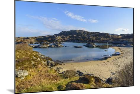 Ardtoe Beach, Ardnamurchan Peninsula, Lochaber, Highlands, Scotland, United Kingdom-Gary Cook-Mounted Photographic Print