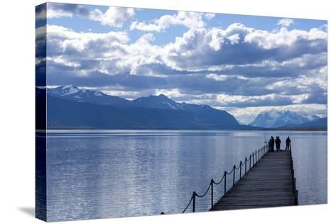 Puerto Natales, Tierra Del Fuego, Chile-Peter Groenendijk-Stretched Canvas Print