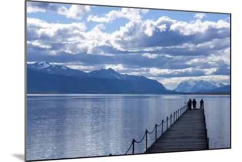Puerto Natales, Tierra Del Fuego, Chile-Peter Groenendijk-Mounted Photographic Print