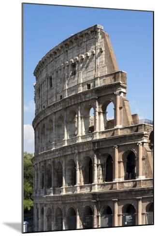 Colosseum, Ancient Roman Forum, Rome, Lazio, Italy-James Emmerson-Mounted Photographic Print