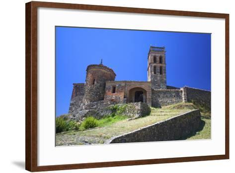 The Mezquita (Mosque), Almonastar La Real, Huelva Province, Sierra Morena, Andalucia, Spain-Rob Cousins-Framed Art Print
