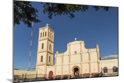 Facade and Bell Tower of the Iglesia San Jose in This Important Northern Commercial City-Rob Francis-Mounted Photographic Print