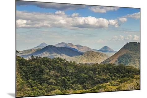 The North West Volcanic Chain-Rob Francis-Mounted Photographic Print
