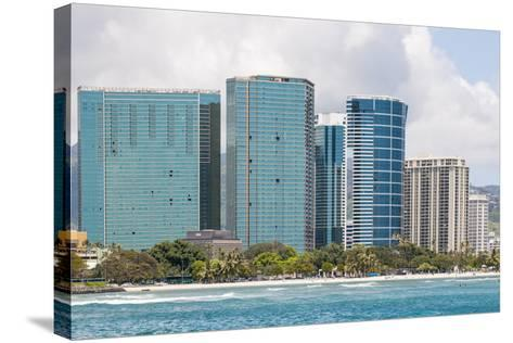 Honolulu, Hawaii, United States of America, Pacific-Michael DeFreitas-Stretched Canvas Print