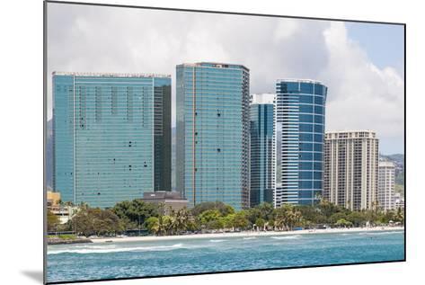 Honolulu, Hawaii, United States of America, Pacific-Michael DeFreitas-Mounted Photographic Print