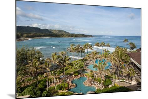 Turtle Bay Resort, North Shore, Oahu, Hawaii, United States of America, Pacific-Michael DeFreitas-Mounted Photographic Print