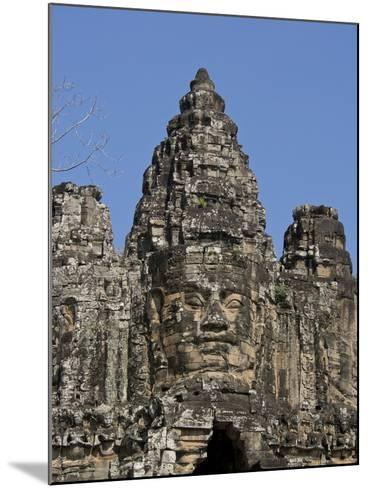 Angkor Wat Archaeological Park, Siem Reap, Cambodia, Indochina, Southeast Asia-Julio Etchart-Mounted Photographic Print