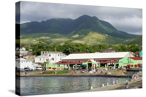 Basseterre, St. Kitts, St. Kitts and Nevis-Robert Harding-Stretched Canvas Print