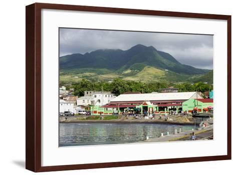 Basseterre, St. Kitts, St. Kitts and Nevis-Robert Harding-Framed Art Print