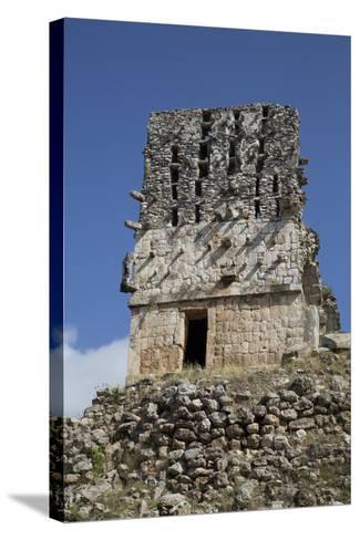 El Mirador, Labna, Mayan Ruins, Yucatan, Mexico, North America-Richard Maschmeyer-Stretched Canvas Print