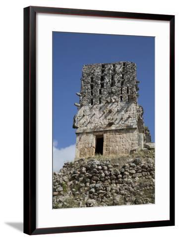 El Mirador, Labna, Mayan Ruins, Yucatan, Mexico, North America-Richard Maschmeyer-Framed Art Print