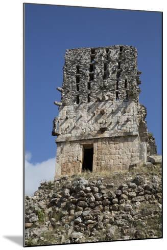 El Mirador, Labna, Mayan Ruins, Yucatan, Mexico, North America-Richard Maschmeyer-Mounted Photographic Print