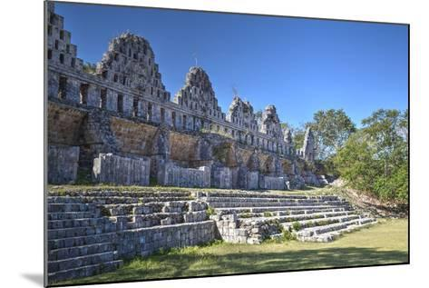 House of Pigeons (El Palomar), Uxmal, Mayan Archaeological Site, Yucatan, Mexico, North America-Richard Maschmeyer-Mounted Photographic Print