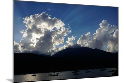Clouds Near Nidri, Lefkada (Lefkas), Greek Islands, Ionian Sea, Greece-Robert Harding-Mounted Photographic Print