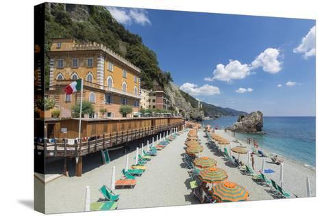Monterosso Al Mare, Cinque Terre, UNESCO World Heritage Site, Liguria, Italy, Europe-Gavin Hellier-Stretched Canvas Print