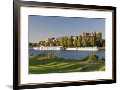 Muensterberg Hill, Kaiserstuhl, Breisgau, Black Forest, Baden Wurttemberg, Germany-Markus Lange-Framed Art Print
