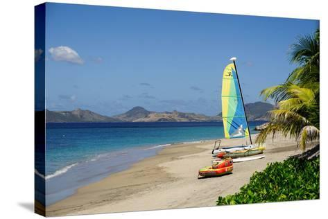 Nevis, St. Kitts and Nevis, Leeward Islands, West Indies, Caribbean, Central America-Robert Harding-Stretched Canvas Print